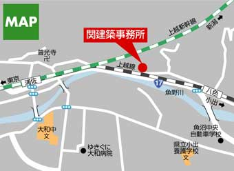関建築地図