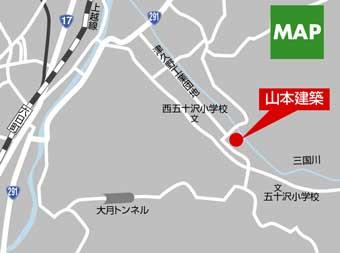 山本建築地図